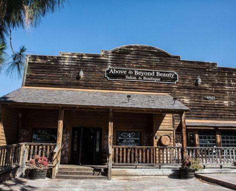 old town salon